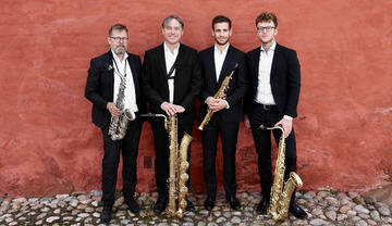 The Danish Saxophone Quartet